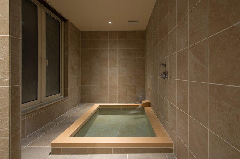 The Orchards Niseko Goyomatsu Sunken Bath | St Moritz, Niseko | Ministry of Chalets