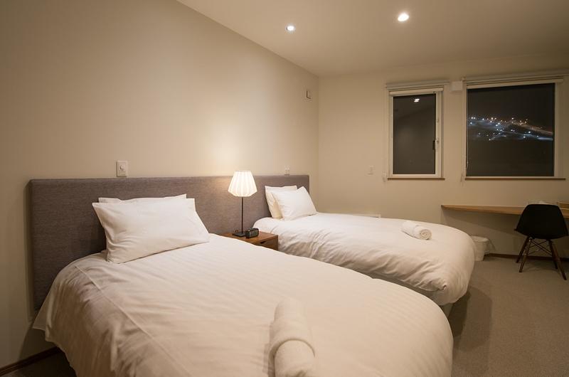 The Orchards Niseko Hinoki Twin Bedroom | St Moritz, Niseko | Ministry of Chalets