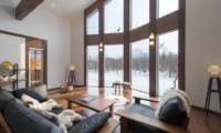 The Orchards Niseko Kaki Living Area | St Moritz, Niseko | Ministry of Chalets