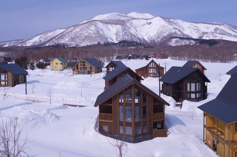 The Orchards Niseko Kaki Outdoor View | St Moritz, Niseko | Ministry of Chalets
