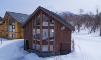 The Orchards Niseko Kaki Bird's Eye View | St Moritz, Niseko | Ministry of Chalets