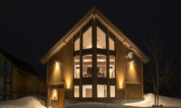 The Orchards Niseko Kaki Night View | St Moritz, Niseko | Ministry of Chalets
