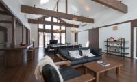 The Orchards Niseko Kaki Indoor Living Area | St Moritz, Niseko | Ministry of Chalets
