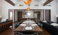The Orchards Niseko Kaki Dining Area | St Moritz, Niseko | Ministry of Chalets