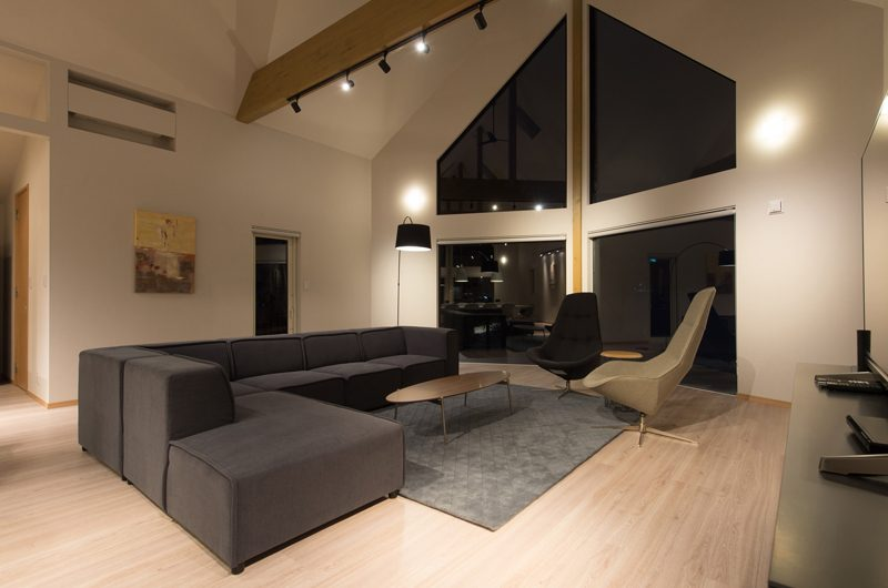 The Orchards Niseko Kitsune Living Room | St Moritz, Niseko | Ministry of Chalets
