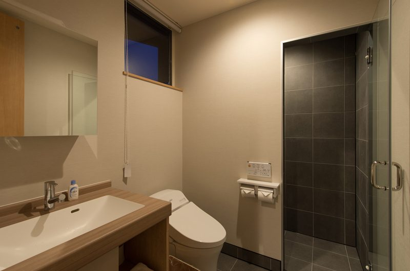The Orchards Niseko Kitsune En-suite Bathroom | St Moritz, Niseko | Ministry of Chalets