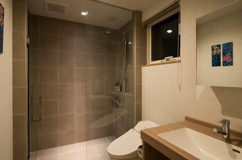 The Orchards Niseko Sawara Bathroom | St Moritz, Niseko | Ministry of Chalets