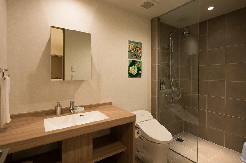 The Orchards Niseko Sawara En-suite Bathroom | St Moritz, Niseko | Ministry of Chalets