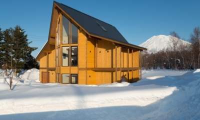 The Orchards Niseko Shion Outdoor View | St Moritz, Niseko | Ministry of Chalets