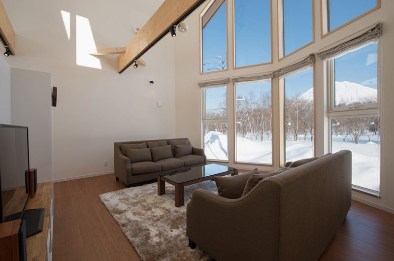 The Orchards Niseko Shion Living Room | St Moritz, Niseko | Ministry of Chalets