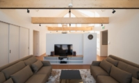 The Orchards Niseko Shion Indoor Living Area | St Moritz, Niseko | Ministry of Chalets