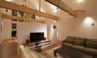 The Orchards Niseko Shion Living Area | St Moritz, Niseko | Ministry of Chalets