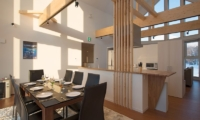 The Orchards Niseko Shion Dining and Kitchen Area | St Moritz, Niseko | Ministry of Chalets