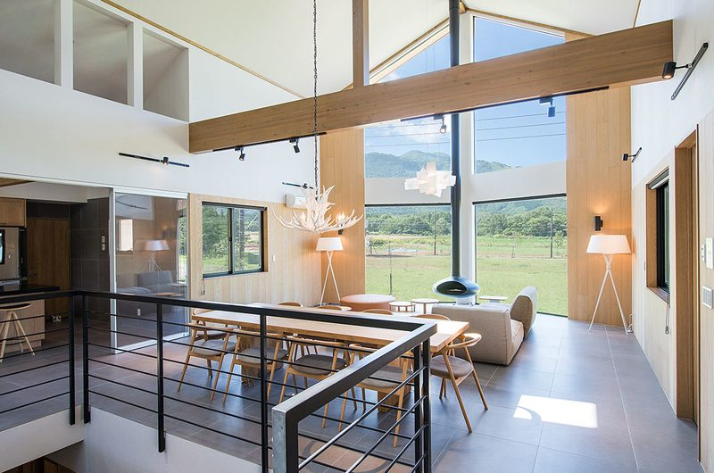 The Orchards Niseko Take Living Area | St Moritz, Niseko | Ministry of Chalets