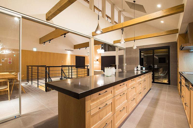 The Orchards Niseko Take Kitchen Area | St Moritz, Niseko | Ministry of Chalets