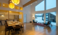 The Orchards Niseko Zakuro Dining Area | St Moritz, Niseko | Ministry of Chalets