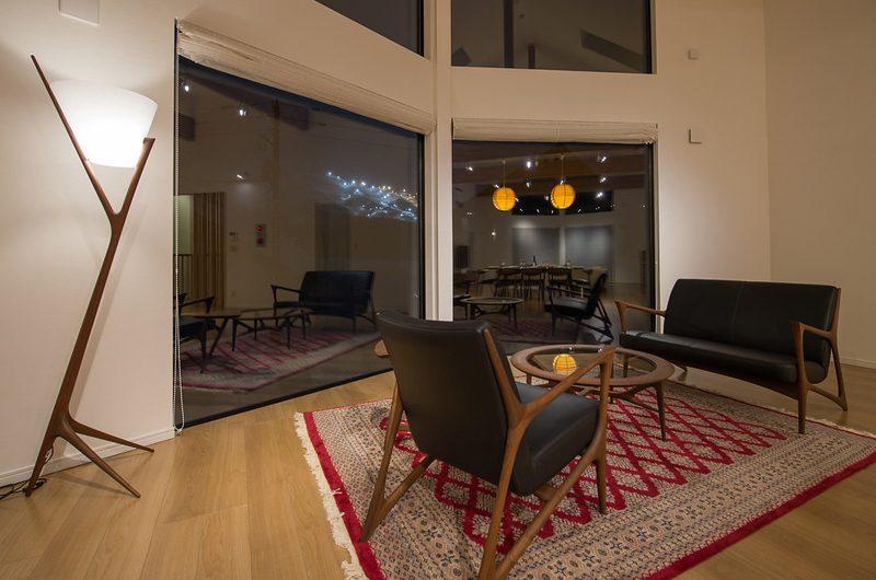 The Orchards Niseko Zakuro Indoor Seating Area | St Moritz, Niseko | Ministry of Chalets