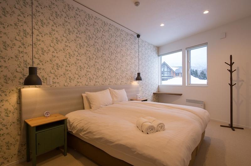 The Orchards Niseko Zakuro Bedroom View | St Moritz, Niseko | Ministry of Chalets