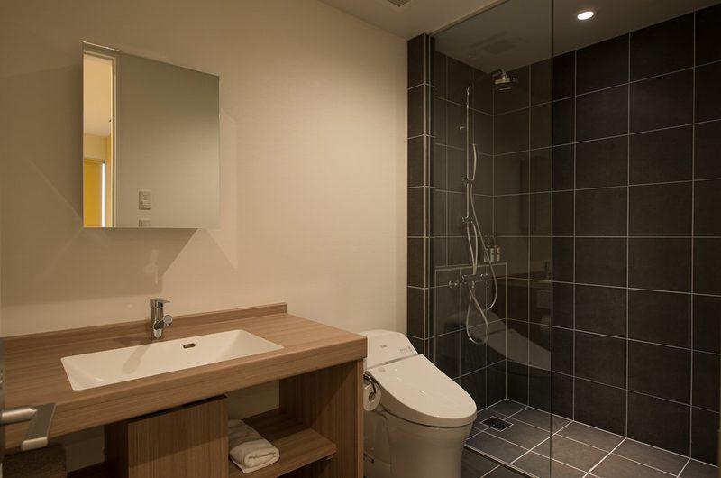 The Orchards Niseko Zakuro Bathroom | St Moritz, Niseko | Ministry of Chalets