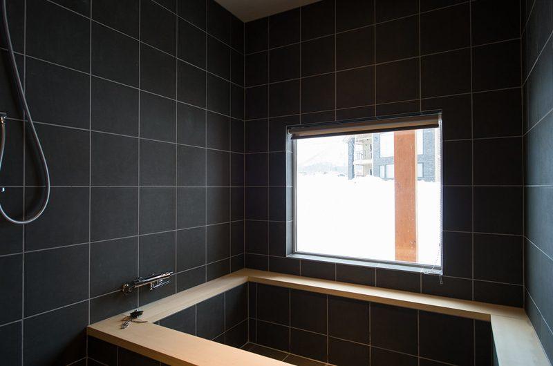 The Orchards Niseko Zakuro Bathroom View | St Moritz, Niseko | Ministry of Chalets