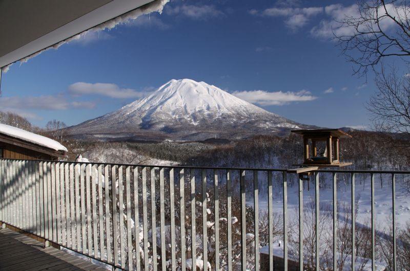 Tokubetsu Mountain views | Lower Hirafu Village | Ministry of Chalets