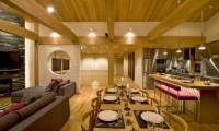 Tsubaki Dining Room | Lower Hirafu Village, Niseko | Ministry of Chalets