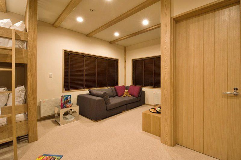 Tsubaki Media Room | Lower Hirafu Village, Niseko | Ministry of Chalets