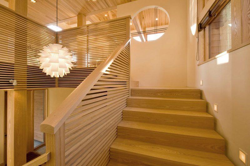 Tsubaki Staircase | Lower Hirafu Village, Niseko | Ministry of Chalets