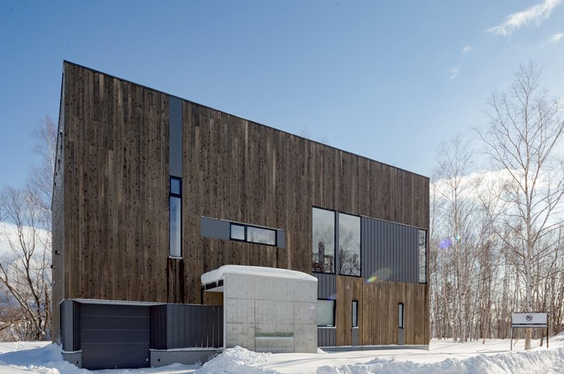 Yanagi House Outdoors | Hokkaido, Niseko | Ministry of Chalets