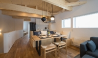 Yorokobi Lodge Dining Area | Hirafu, Niseko | Ministry of Chalets
