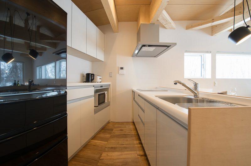 Yorokobi Lodge Kitchen | Hirafu, Niseko | Ministry of Chalets