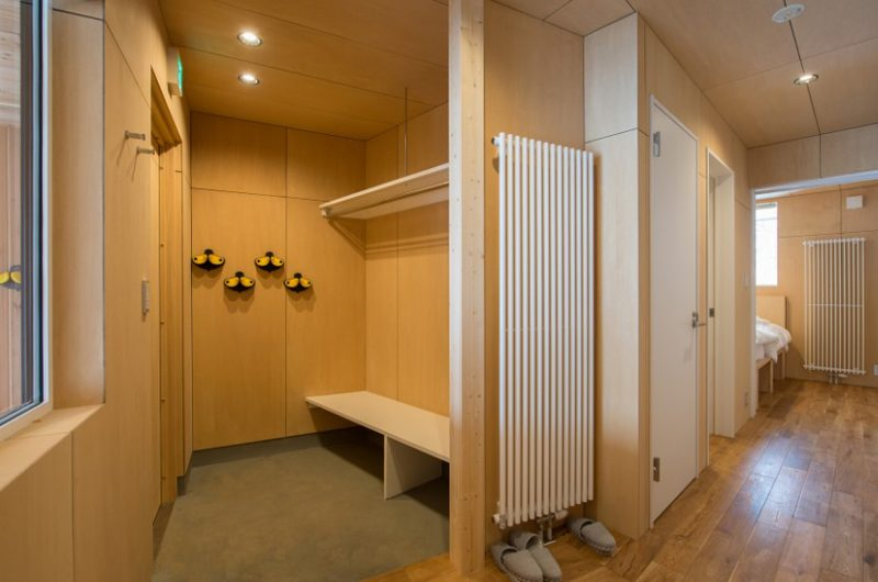 Yorokobi Lodge Ski Room | Hirafu, Niseko | Ministry of Chalets