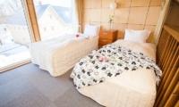 Yotei Cottage Twin Bedroom | Lower Hirafu Village, Niseko | Ministry of Chalets