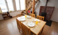 Yotei Cottage Dining Area | Lower Hirafu Village, Niseko | Ministry of Chalets