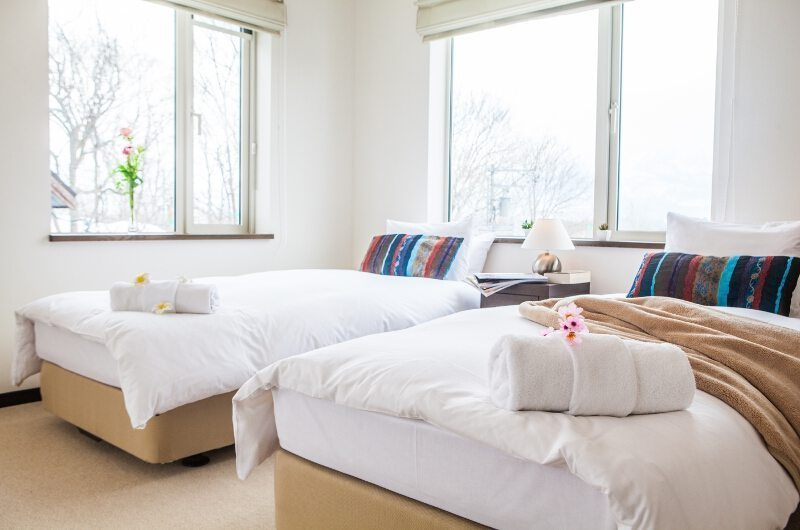 Yukisawa House Bedroom | Lower Hirafu Village, Niseko | Ministry of Chalets