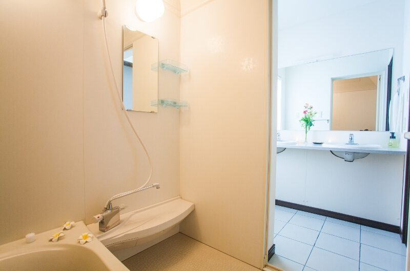 Yukisawa House Bathroom | Lower Hirafu Village, Niseko | Ministry of Chalets
