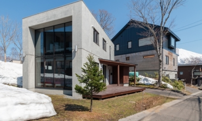 Yuki Ten Building | Hirafu, Niseko | Ministry of Chalets