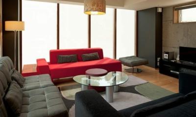 Yuki Uchi Living Area | Hirafu, Niseko | Ministry of Chalets