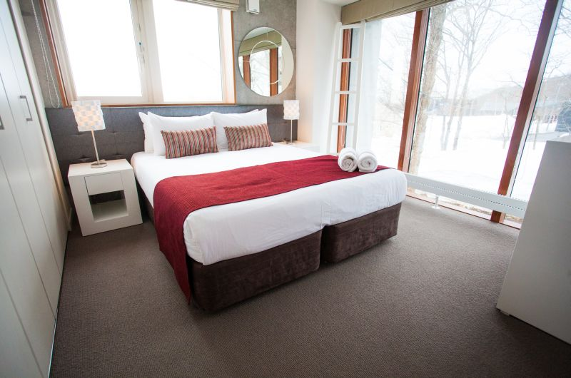 Yume Basho Bedroom | Lower Hirafu Village, Niseko | Ministry of Chalets