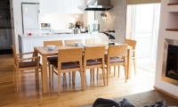 Yume Basho Living And Dining Area | Lower Hirafu Village, Niseko | Ministry of Chalets