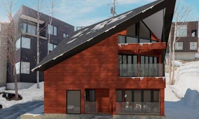 Kitsune House Building | Hirafu, Niseko | Ministry of Chalets