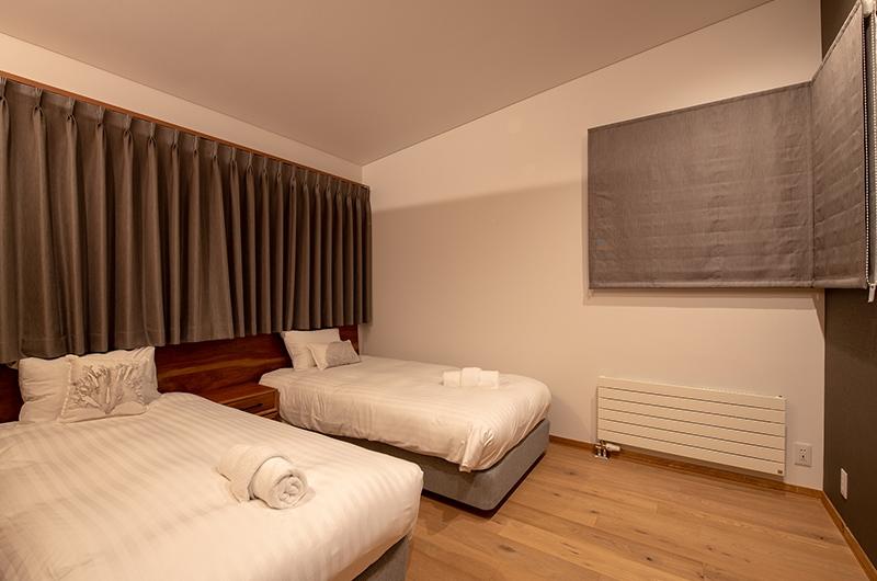 Soseki Twin Bedroom Side | Hirafu, Niseko | Ministry of Chalets