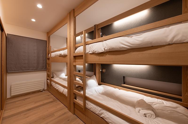 Soseki Bunk Beds | Hirafu, Niseko | Ministry of Chalets