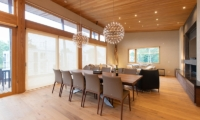 Soseki Dining and Living Area | Hirafu, Niseko | Ministry of Chalets