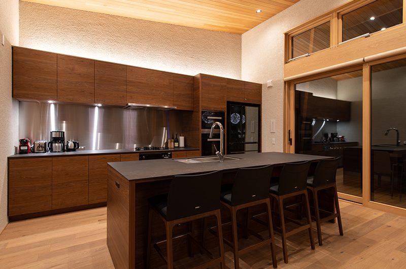 Soseki Kitchen Area | Hirafu, Niseko | Ministry of Chalets