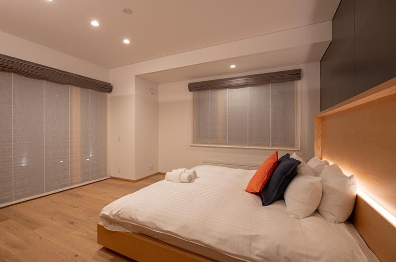 Soseki Master Bedroom Side | Hirafu, Niseko | Ministry of Chalets