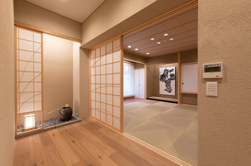 Soseki Tatami Room | Hirafu, Niseko | Ministry of Chalets