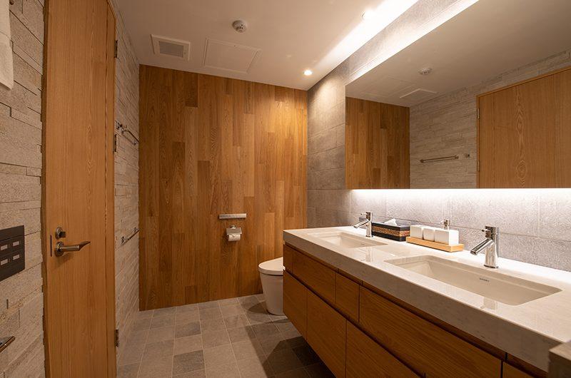 Soseki Bathroom Three Area | Hirafu, Niseko | Ministry of Chalets