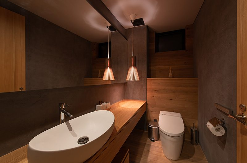 Soseki Bathroom Six Area | Hirafu, Niseko | Ministry of Chalets