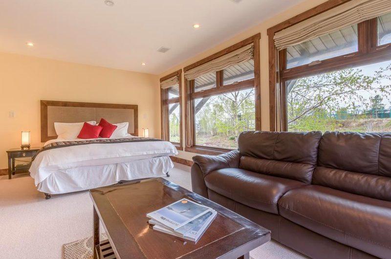 Yukimi Bedroom with Seating | Hirafu, Niseko | Ministry of Chalets